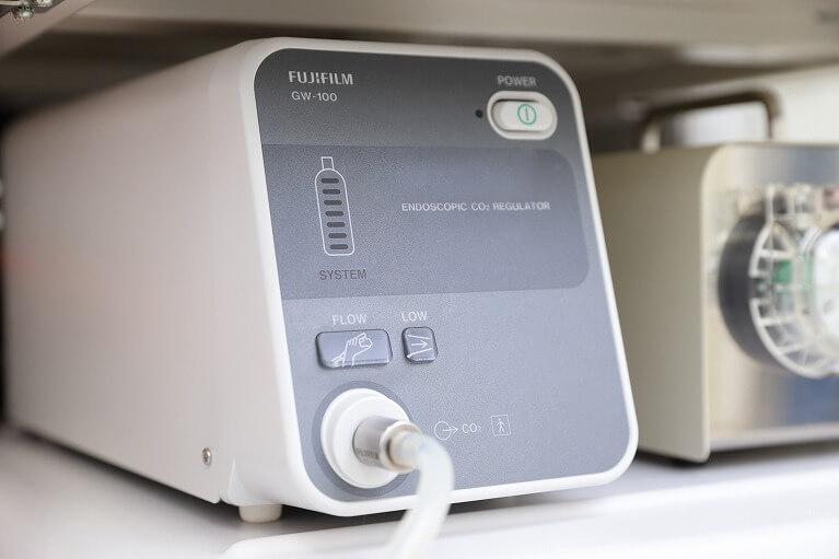 内視鏡用炭酸ガス送気装置 GW-100